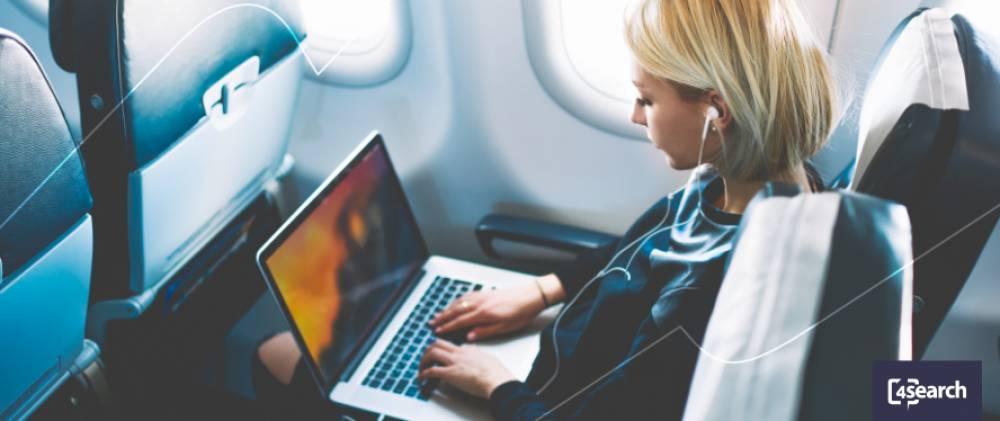 Viagem a trabalho: 7 dicas para manter a produtividade