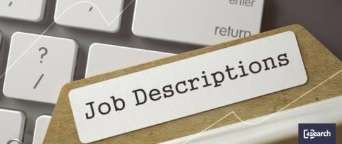 Job description: o que é e qual sua importância na atração de talentos