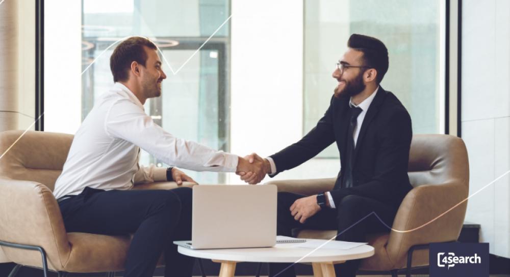 4 perguntas para fazer ao recrutador em uma entrevista de emprego
